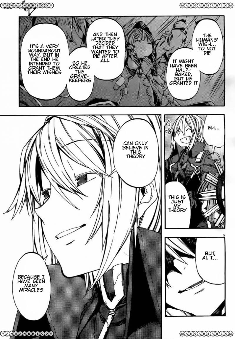 Kamisama no Inai Nichiyoubi 13 Page 4