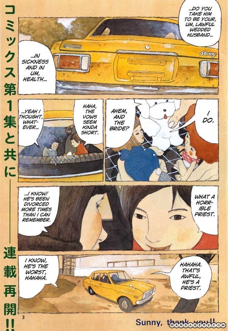 Sunny (Matsumoto Taiyou) 7 Page 1