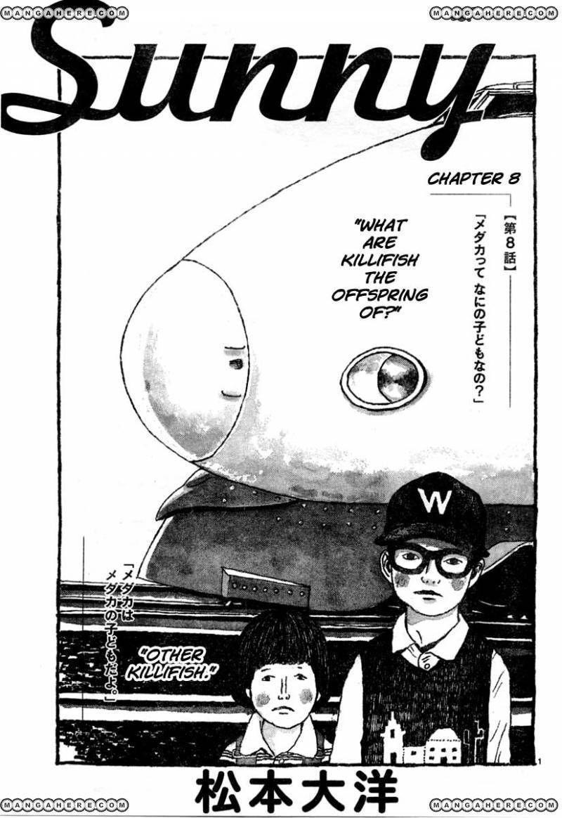 Sunny (Matsumoto Taiyou) 8 Page 1