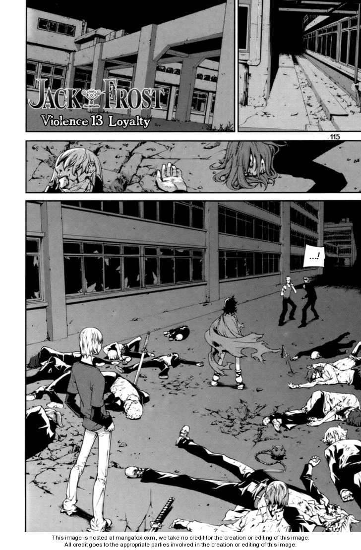 Jack Frost 13 Page 1