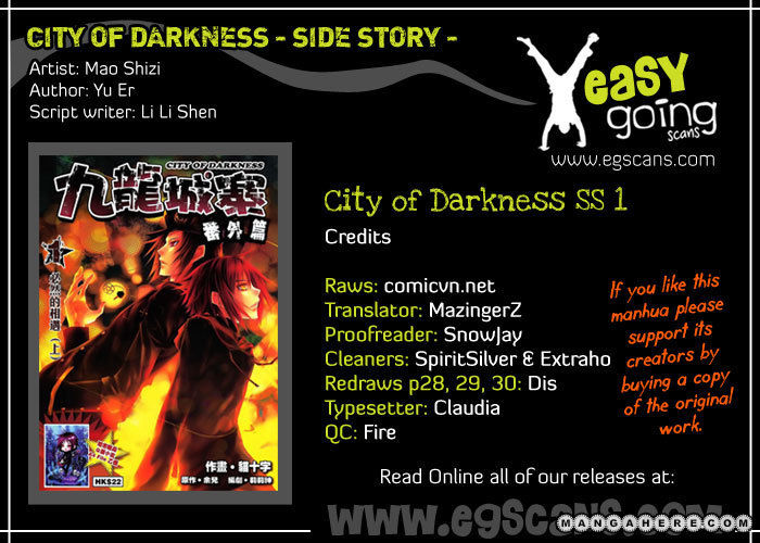 City Of Darkness 2.5 Page 2