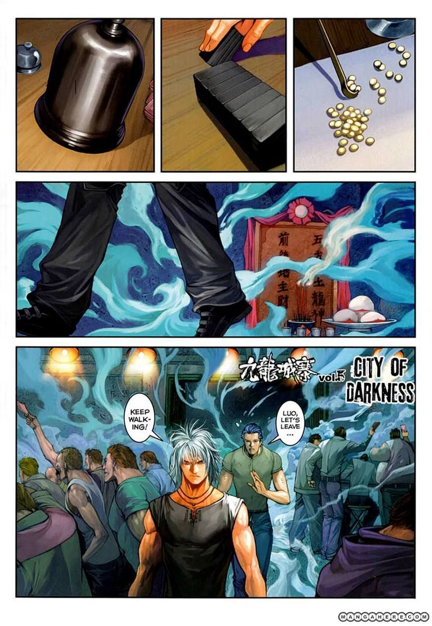 City Of Darkness 5 Page 2