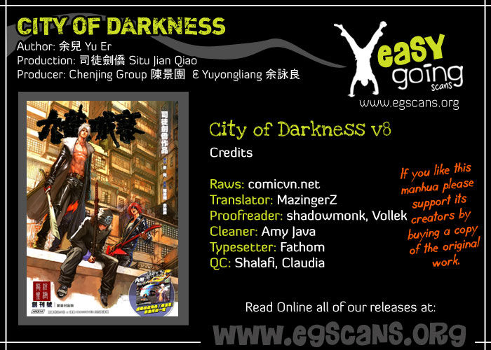 City Of Darkness 8 Page 1