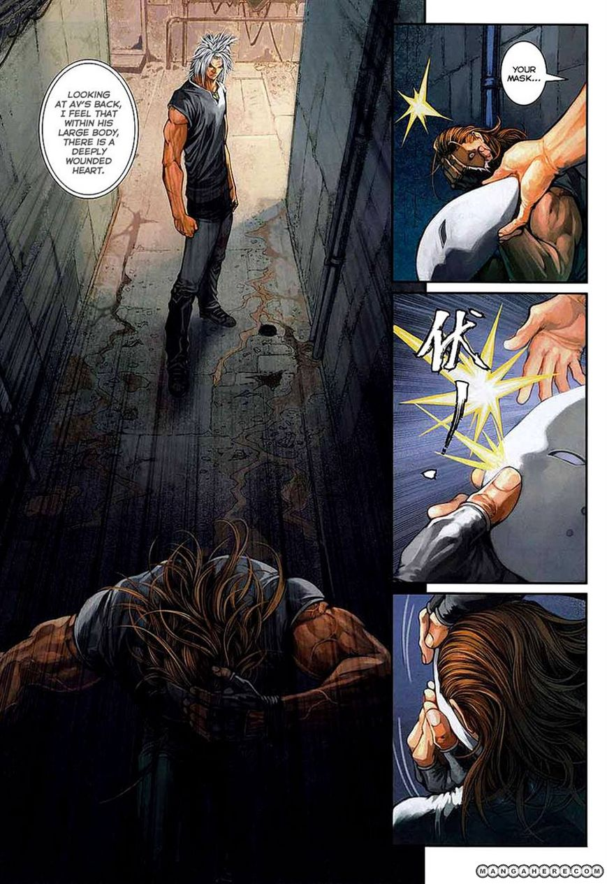 City Of Darkness 9 Page 3