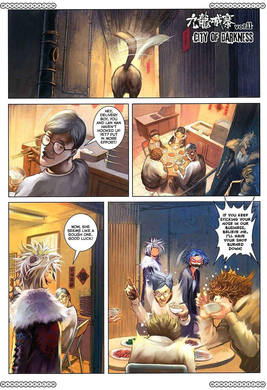City Of Darkness 11 Page 2