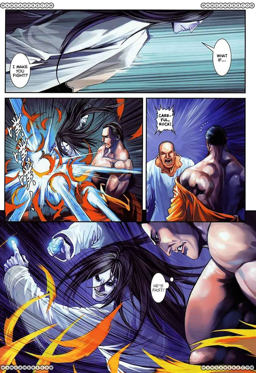 City Of Darkness 25 Page 3