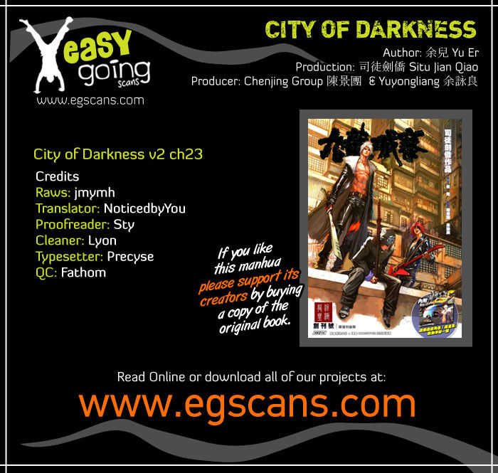 City Of Darkness 55 Page 1