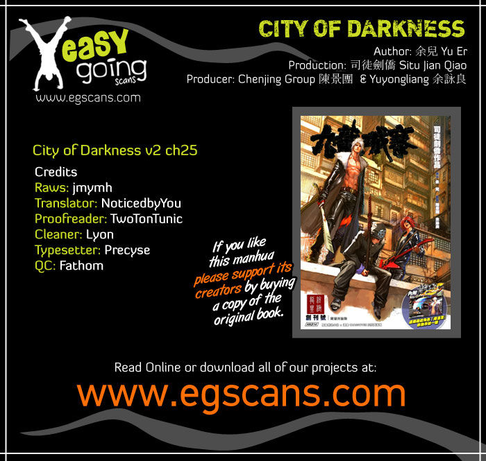 City Of Darkness 57 Page 1