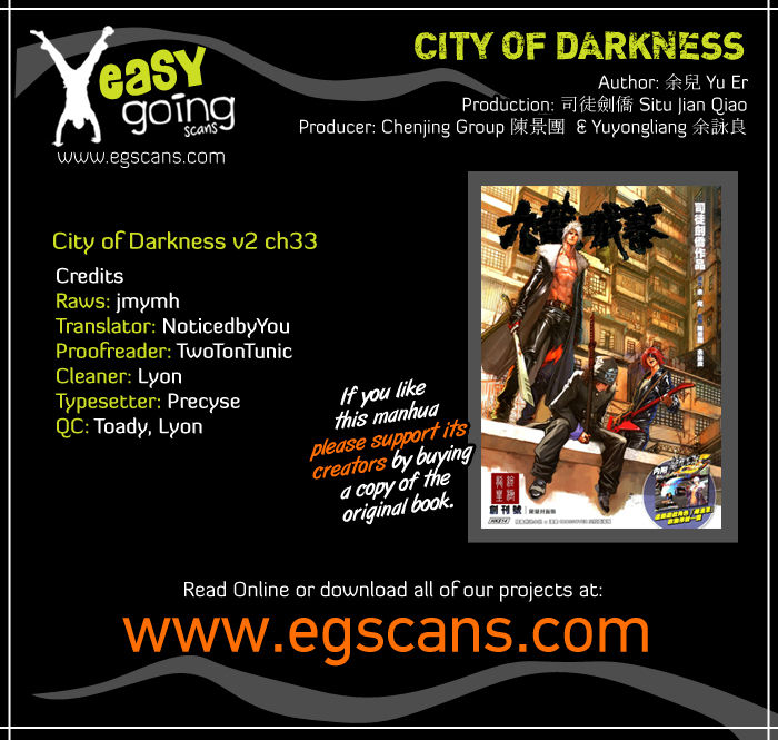 City Of Darkness 65 Page 1