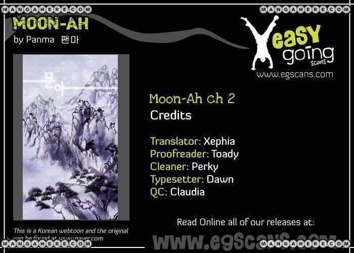 Moon-Ah 2 Page 1
