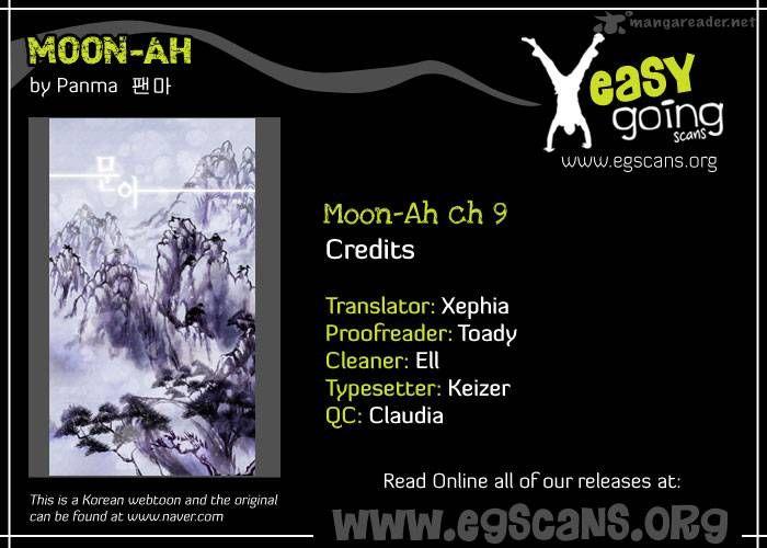 Moon-Ah 9 Page 1