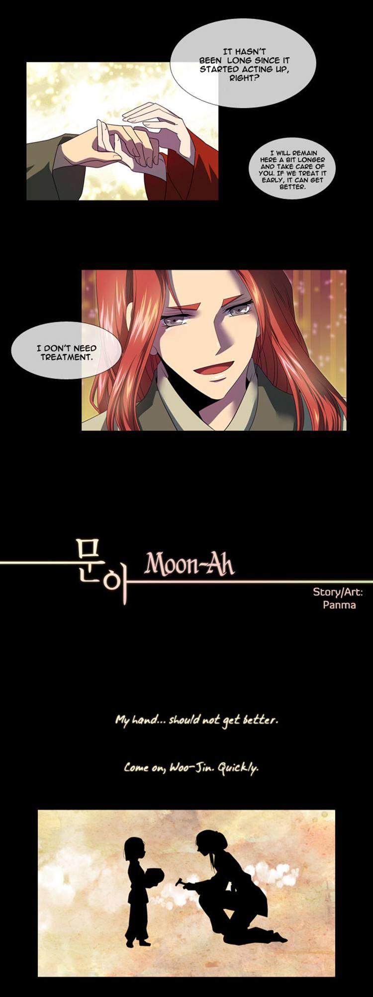 Moon-Ah 11 Page 1