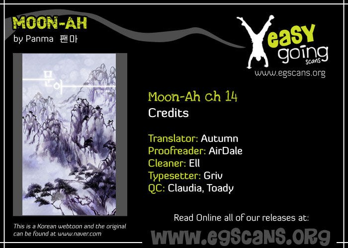 Moon-Ah 14 Page 1