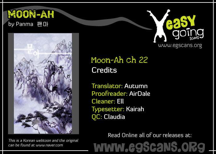 Moon-Ah 22 Page 1