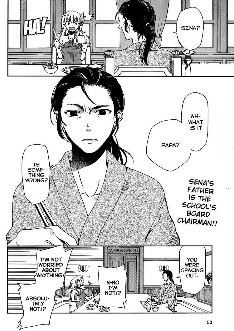 Boku Wa Tomodachi Ga Sukunai Plus 6 Page 3
