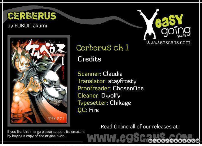 Cerberus 1 Page 2