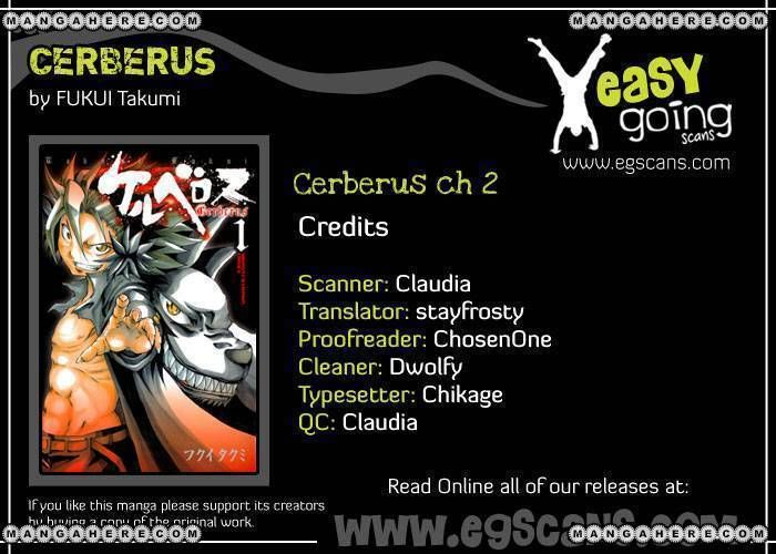 Cerberus 2 Page 1