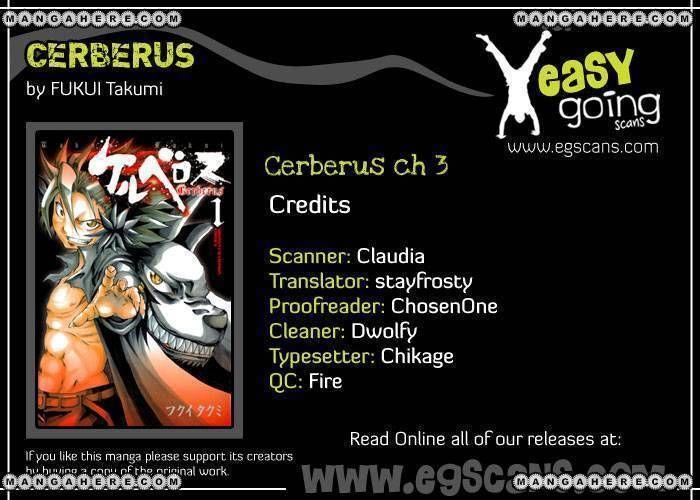 Cerberus 3 Page 1
