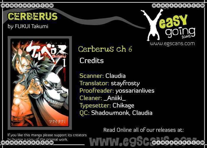 Cerberus 6 Page 2