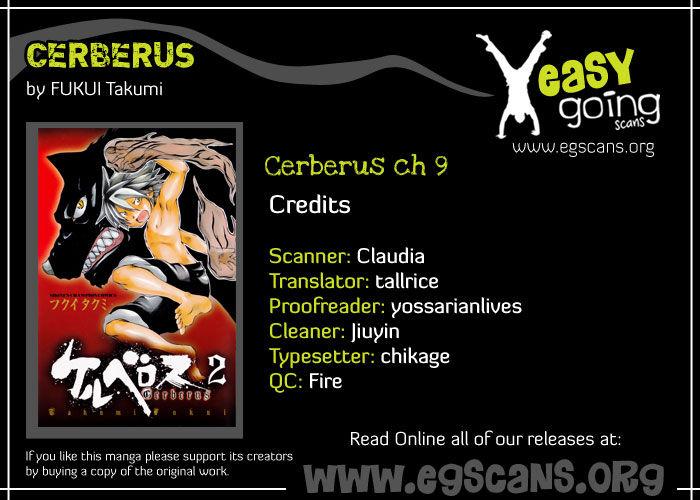 Cerberus 9 Page 1
