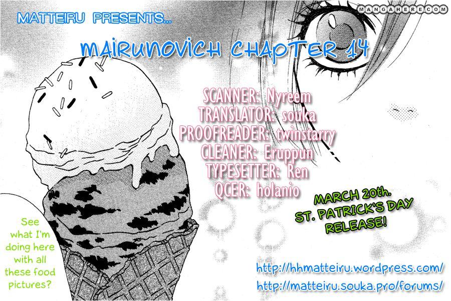 Mairunovich 14 Page 1