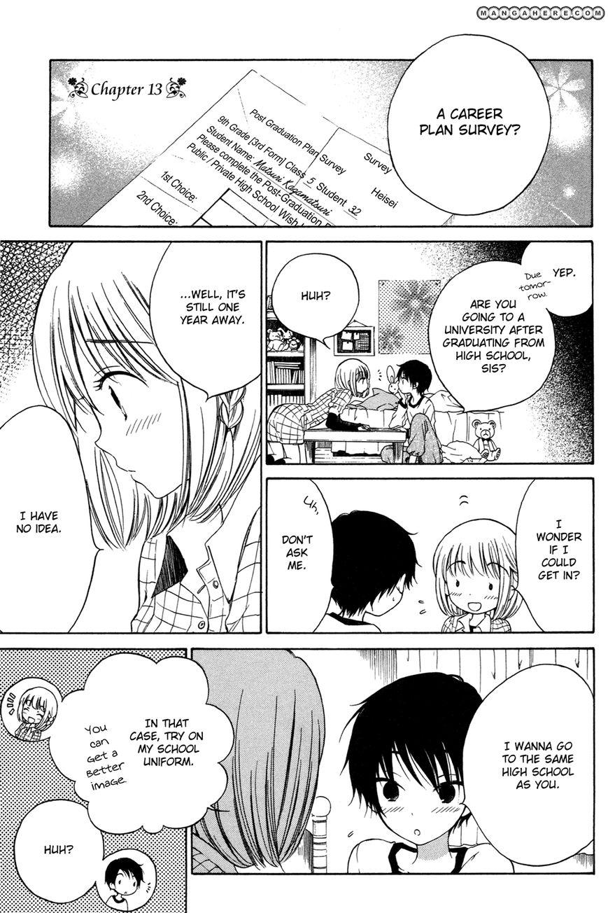 Himawari-san (SUGANO Manami) 13 Page 1