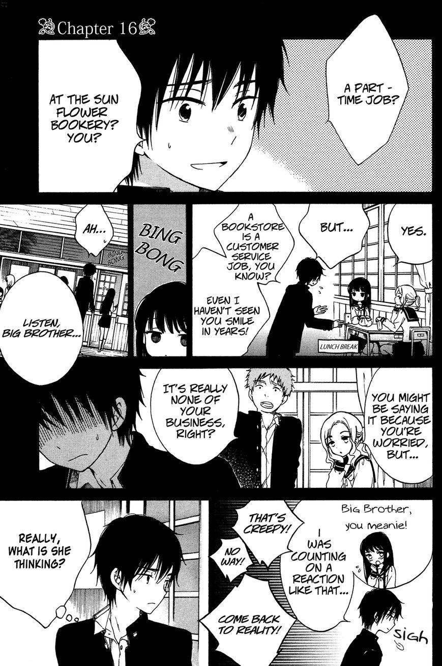 Himawari-san (SUGANO Manami) 16 Page 2