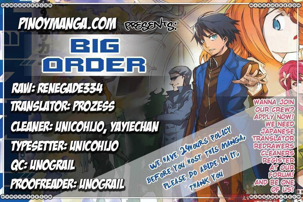 Big Order 1 Page 1