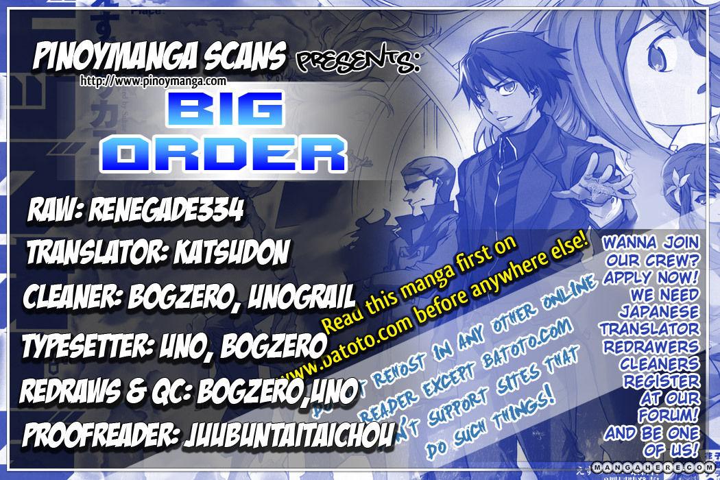 Big Order 4 Page 1