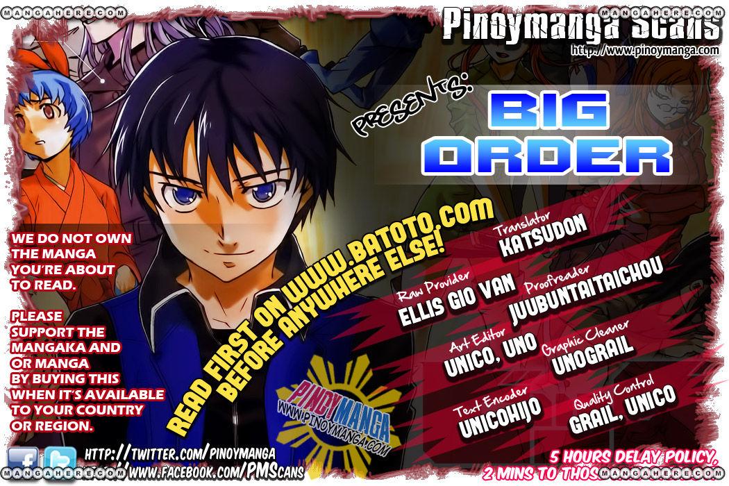 Big Order 7 Page 1