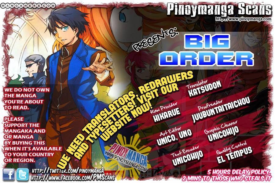 Big Order 10 Page 1