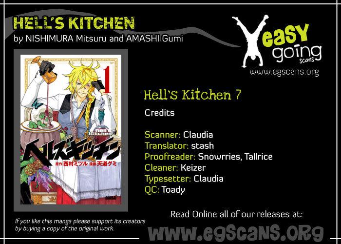 Hells Kitchen 7 Page 1