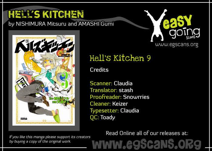 Hells Kitchen 9 Page 1