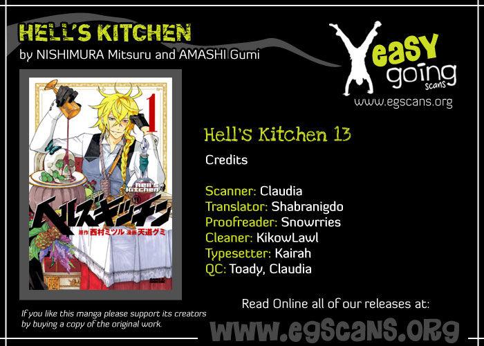 Hells Kitchen 13 Page 1