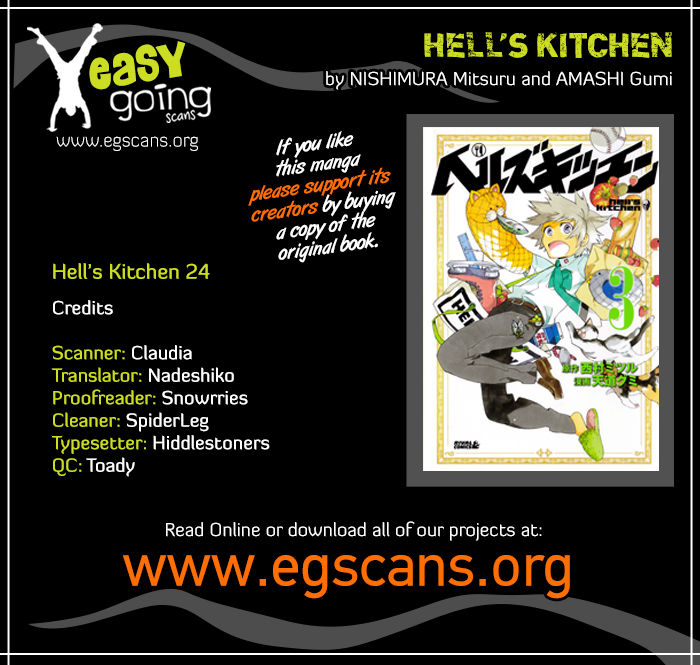 Hells Kitchen 24 Page 1