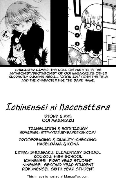 Ichinensei ni Nacchattara 9 Page 1