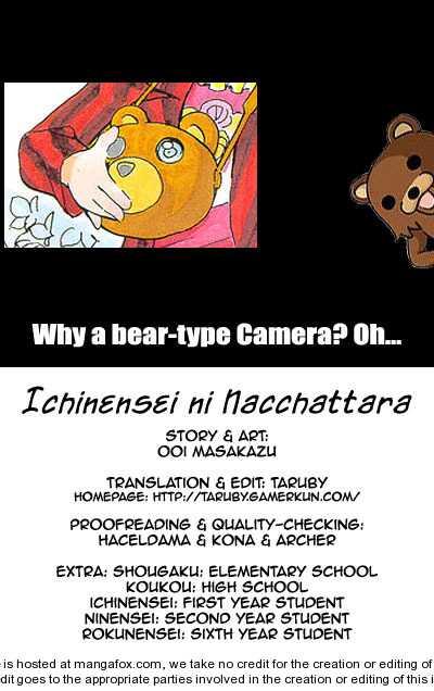Ichinensei ni Nacchattara 16 Page 1