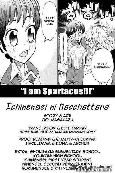 Ichinensei ni Nacchattara 37 Page 1