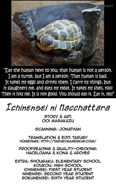 Ichinensei ni Nacchattara 50 Page 1