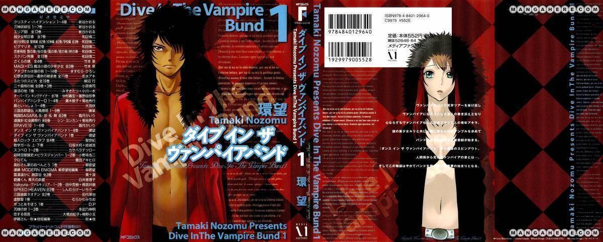 Dive In The Vampire Bund 1 Page 1