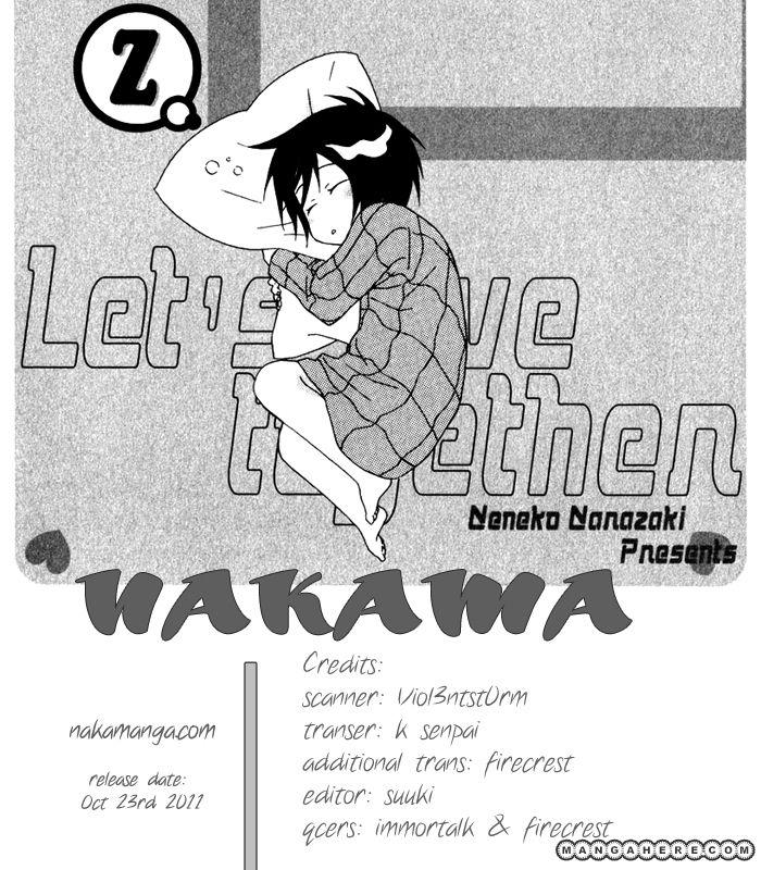 Issho ni Kuraro 5 Page 2