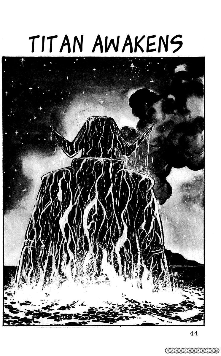 Mars (YOKOYAMA Mitsuteru) 3 Page 1