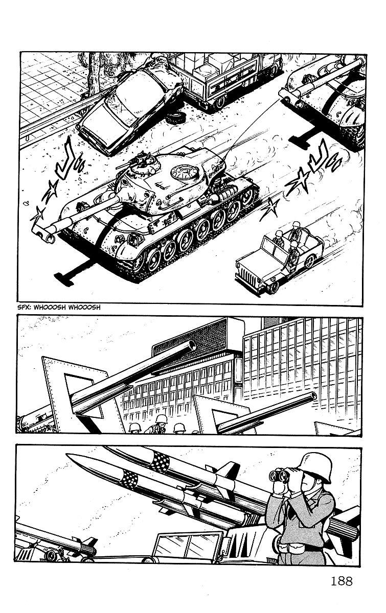 Mars (YOKOYAMA Mitsuteru) 5 Page 3
