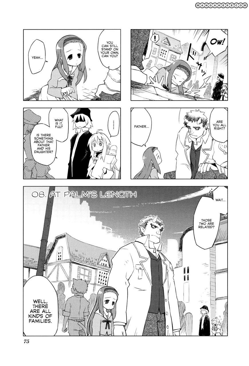 Kyoukai Senjou no Rinbo 9 Page 1