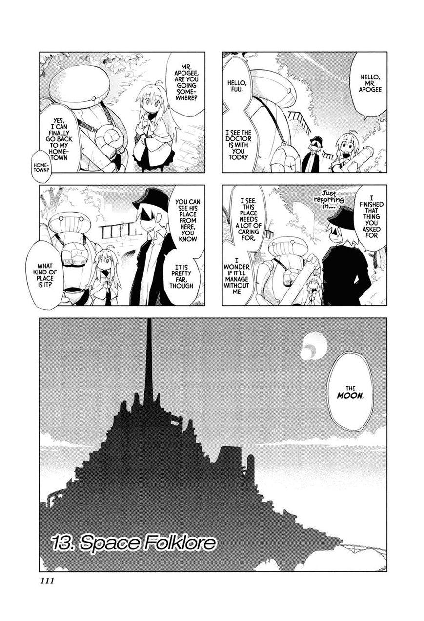 Kyoukai Senjou no Rinbo 13 Page 1